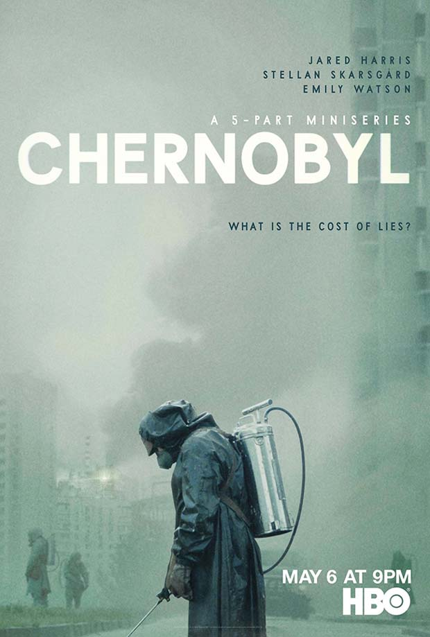 Chernobyl, Mini serie de HBO